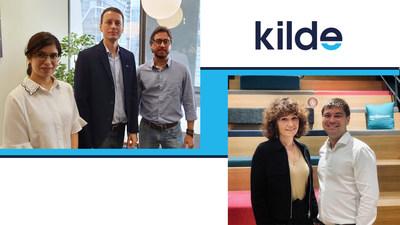KILDE Team. From left: Namrata Goswami, Radek Jezbera, Gustavo Leal, Aleksandra Yurchenko, and Oleg Kryukovskiy | Source: KILDE