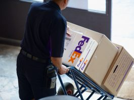 Photo for illustrative purposes only. Photo by FedEx Newsroom.