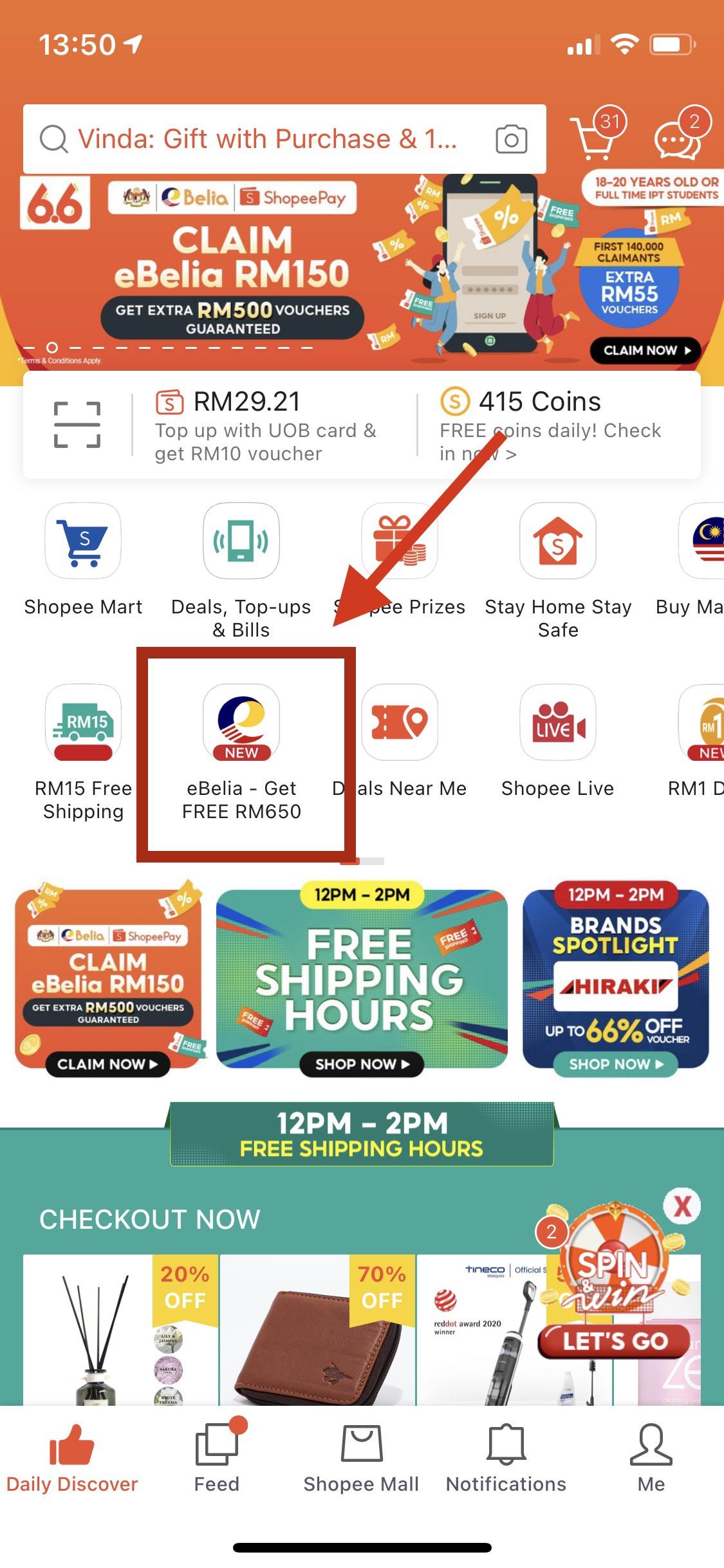 Source: ShopeePay Malaysia/Press release