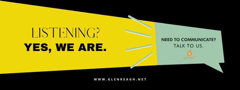 Glenreagh Communications banner ad